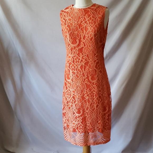 Sharagano Dresses & Skirts - Lace dress
